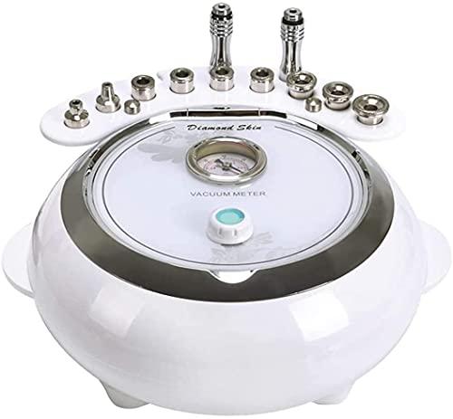 Máquina De Microdermoabrasión De Diamante 3 En 1, Equipo De Cuidado De La Piel Facial, Instrumento De Belleza para Eliminación De Puntos Negros, Limpieza De Poros, Poros Dilatados