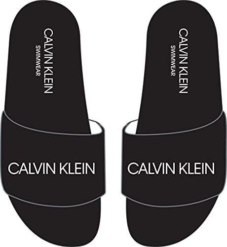 CALVIN KLEIN SANDALS UNISEX KK0KK00075 PVH BLACK 39