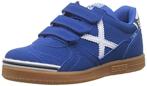 Munich G-3 Kid VCO Profit 11, Zapatillas de Deporte para Niños, Azul (Azul 011), 30 EU