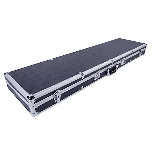 SSLine Portable Aluminum Rifle Gun Case Locking Long Gun...