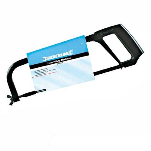 Silverline SW30 - Arco de sierra resistente (300 mm