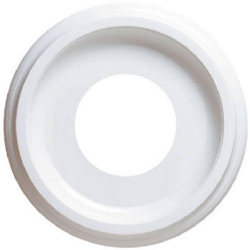 Westinghouse Lighting 7703700 9-3/4-Inch Smooth White Finish Ceiling Medallion