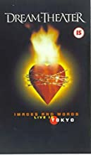 Dream Theater 'Images and Words - Live in Tokyo' VHS