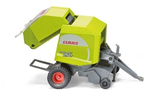 038402 - Wiking - Rundballenpresse Claas Rollant 355