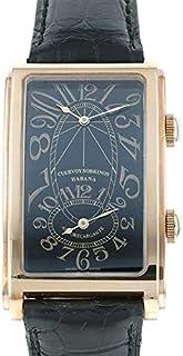 クエルボ・イ・ソブリノス CUERVO Y SOBRINOS プロミネンテ デュアルタイム 1112-8NG 新品 腕時計 メンズ (11128NG)