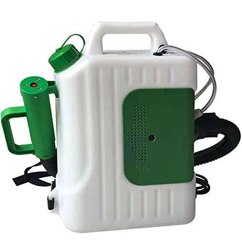 HPDOM 10 L Pulverizador Eléctrico ULV | Mochila para fumigar | Máquina portátil de Desinfección | Depósito de,110V/220 V,A-02