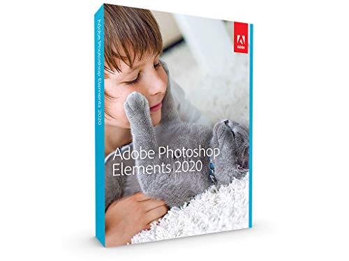 Adobe Photoshop Elements 2020 dt. Mac/Win Upgrade