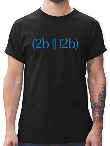 Shirtracer - Programmierer - to be or not to be - Tshirt Herren und Männer T-Shirts