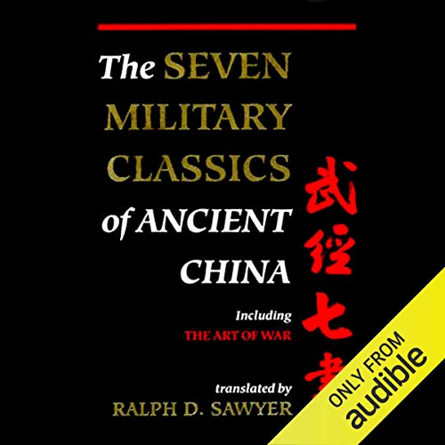 The Seven Military Classics of Ancient China audiobook cover art