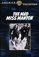 Mad Miss Manton [DVD] [Import]
