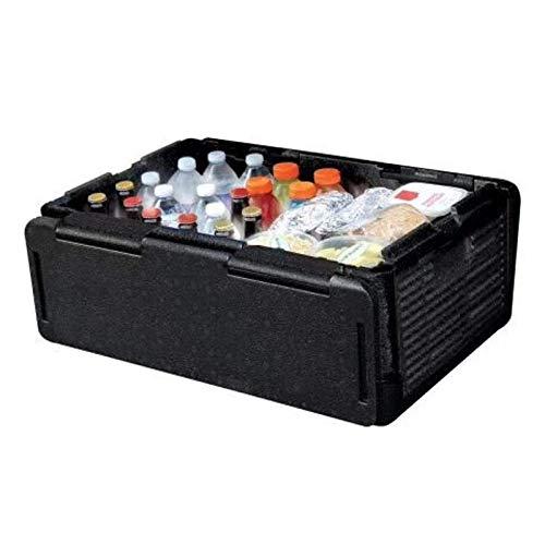 60 latas de enfriamiento de pecho enfriador de pecho plegable portátil externo termo vino whisky hielo cubo aislado impermeable fresco caja de almacenamiento