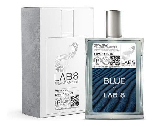 Blue Lab8 - Perfume Masculino - (Inspirado) Bleu de Chanel
