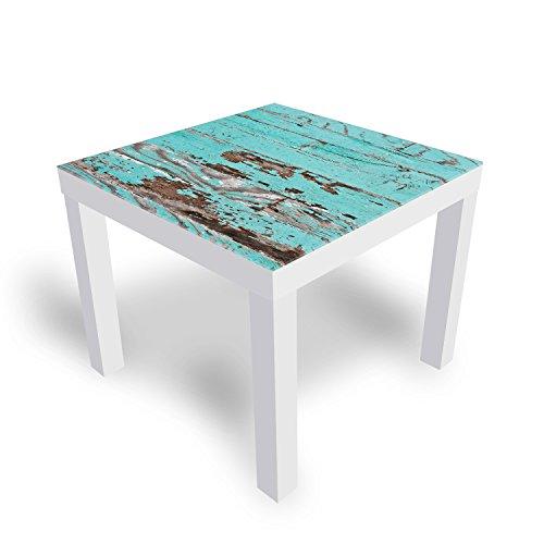 Ikea Bretters Table basse en verre avec plateau en verre