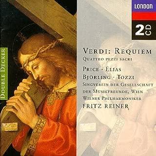 Requiem; Four Sacred Pieces