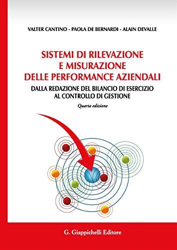 Sistemi di rilevazione e misurazione delle performance aziendali. Dalla redazione del bilancio di esercizio al controllo di gestione