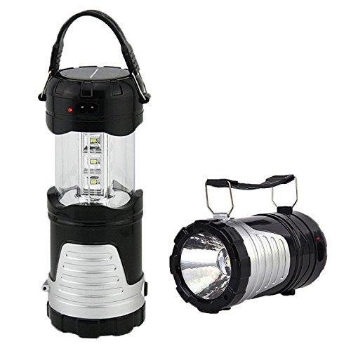 best solar flashlight operkey