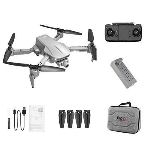 Faltbar Drohne Mit 4K HD Kamera, GPS RC Quadrocopter Ferngesteuert, FPV Live Übertragung,Lange Flugzeit, Handy Steuerung, Höhenhaltung, Headless Modus 5G WiFi Übertragung Für Kinder Und Anfänger
