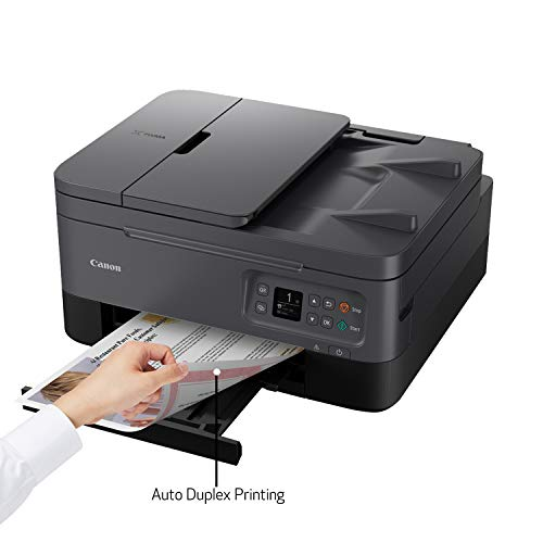 Canon TR7020 All-In-One Wireless Printer For Home Use,Black New Jersey