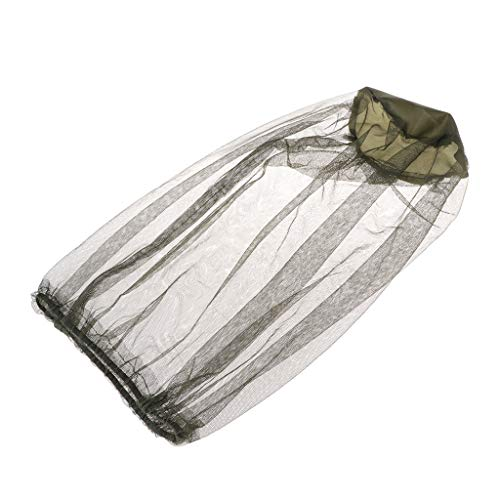 Xuniu Bee Fly Cover, Insekt Hut für Kopf Gesicht Nackenschutz, Mesh Mosquito Imkerei Net