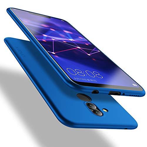 X-level Cover Huawei Mate 20 Lite, [Guardian Series] Ultra Sottile e Morbido TPU Protettiva Custodia Silicone Rubber Protezione Cover per Huawei Mate 20 Lite, Blu