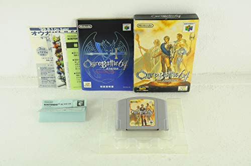 Ogre Battle 64: Person of Lordly Caliber (Japanese Import Video Game)