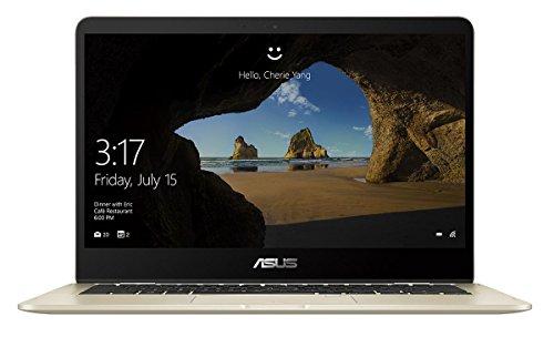 ASUS ZenBook Flip 14 UX461UA-E1022T-BE 1.80GHz i7-8550U Intel Core i7 di ottava generazione 14' 1920 x 1080Pixel Touch screen Oro Ibrido (2 in 1)