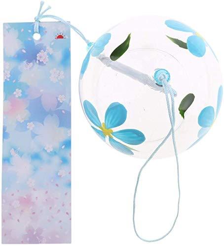 Campanas de viento japonesas de EPRHAY para exteriores, campanas de viento para cumpleaños y vacaciones