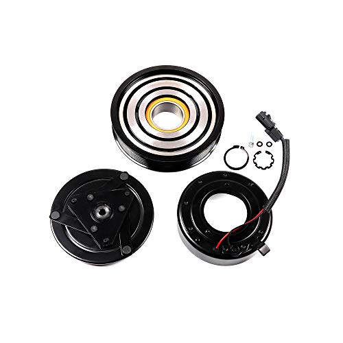 ECCPP A/C Clutch CO 10886C fit for 2007-2012 for N-issan Altima Sentra 2.5L