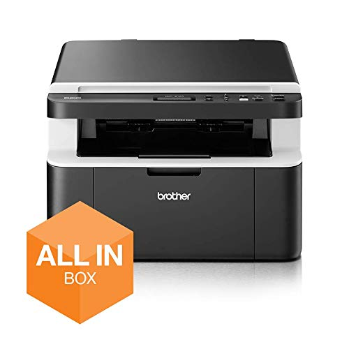Brother DCP-1612W All in Box S/W-Laser-Multifunktionsgerät (inkl. 5 Tonern)
