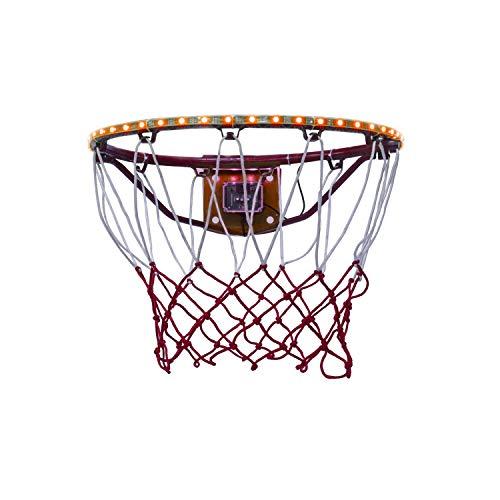 Light Up Basketball Rim - Basketball Hoop with LED Lights