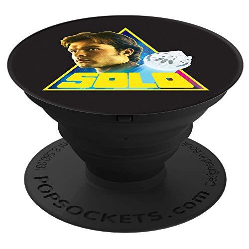 Popsockets Solo/ポップソケッツ・グリップ スマートフォン・タブレット用グリップ&スタンド