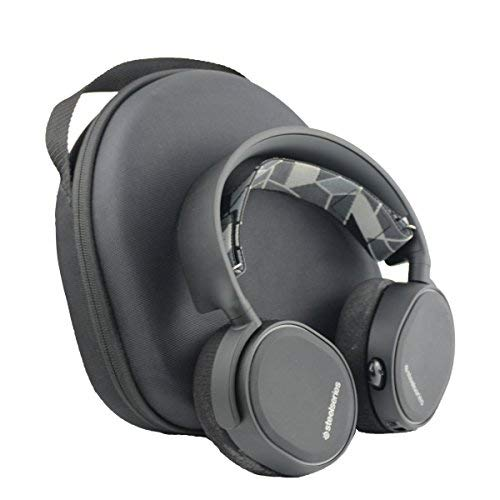 SANVSEN Hart Reise Case Tasche für SteelSeries Arctis 3 5 7 Gaming-Headset (1)