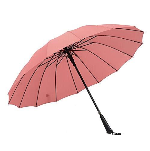 ZGMMM winddoorlatende paraplu-vrouwen met normale lak 004