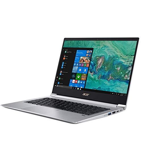 Acer Swift 3 14-inch FHD (1920x1080) Laptop PC, Intel Core i5-8265U CPU, 8GB DDR4 RAM, 512GB PCIe SSD, Backlit Keyboard, Acer TrueHarmony Stereo Audio, Bluetooth 5.0, HDMI, Windows 10 w/Type-C Hub