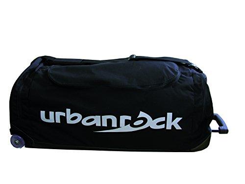 Urban Rock Vancouver Sac à roulettes Noir 2100 g