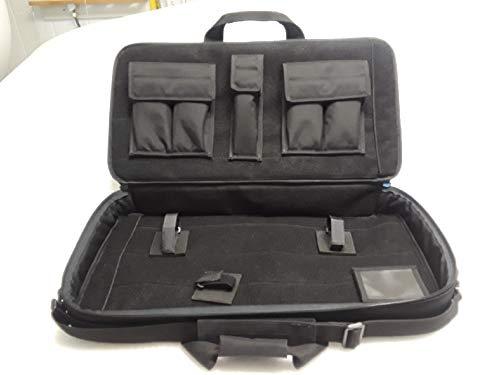 """Discreet Sub Gun Case 25 1/2"""" (Black, 1 - AR 223/5.6)"""