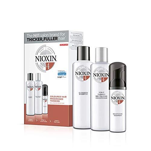 Nioxin System 4 Starter Set , 340 ml (Die Verpackung kann variieren)