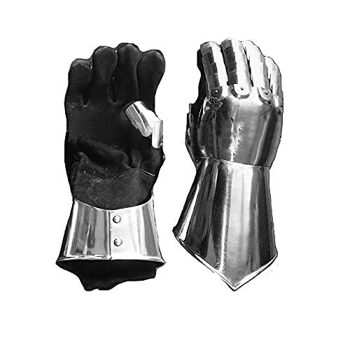 Medieval Armor Gauntlets Steel Gloves Armor Pair |...