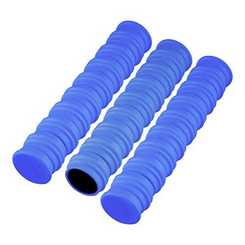 50 Magnete Blau Ø 24 mm | Haftmagnete | Rund | Whiteboard - Kühlschrank - Magnettafel - Magnet - Magnetwand - Büro - Haushalt