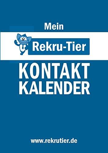 Mein REKRU-TIER Kontaktkalender