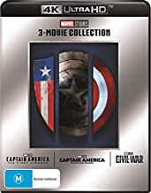 CAPTAIN AMERICA 3-MOVIE COLLECTION