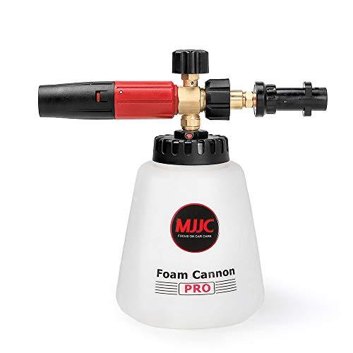 MJJC Schaumkanone Schneeschaumlanze für Karcher K2 - K7 Schaumpistole für alle Karcher K Serie Hochdruckreiniger Karcher (Pro)