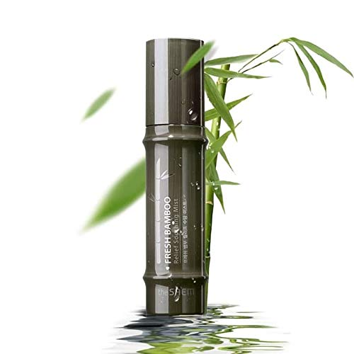 The Saem Fresh Bamboo Mist Verfrissingsspray van bamboe, 100 ml
