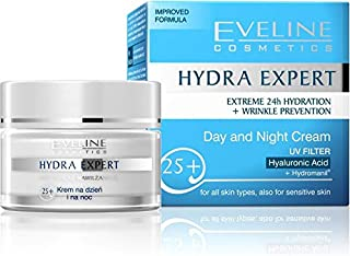 Hydra Expert Day and Night Cream for Women Aged 25