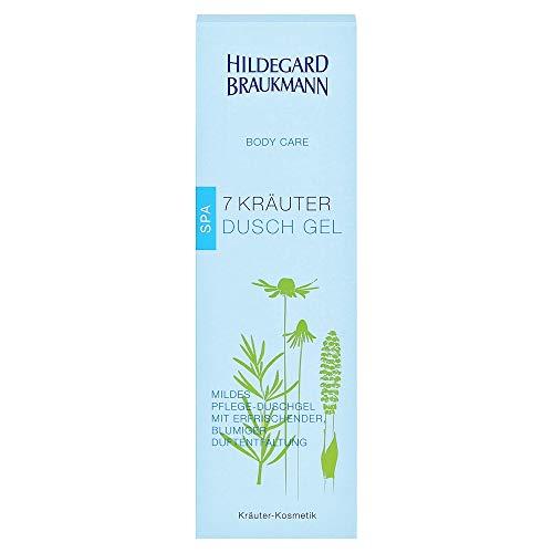 Hildegard Braukmann Body Care 7 Kräuter Duschgel, 200 ml