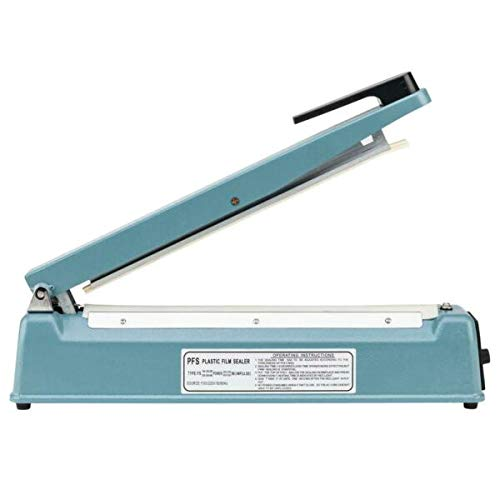 VERITS supplier for 12' 450W Portable Metal Heat Sealing Hand Impulse Sealer Manual Sealing Machine DIY for outdoor, home & garden