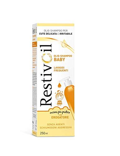 RestivOil Baby Detergente Delicato per Bambini,...