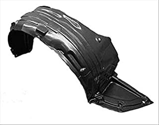 OE Replacement Nissan/Datsun Maxima Front Passenger Side Fender Inner Panel (Partslink Number NI1249119)