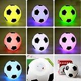 Bluelover Colore Mutevole LED Calcio Umore Luce Notte Lampada Decorazione Partitonuovo...