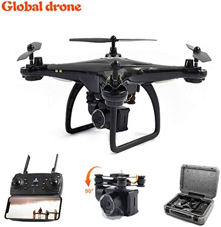 Sin impuestos EDTara GW83 GPS 5G WiFi 1080P 1080P 1080P Drone Profissional GPS Drones con cámara HD RC WiFi FPV en Tiempo Real Quadcopter 3 Battery  opciones a bajo precio